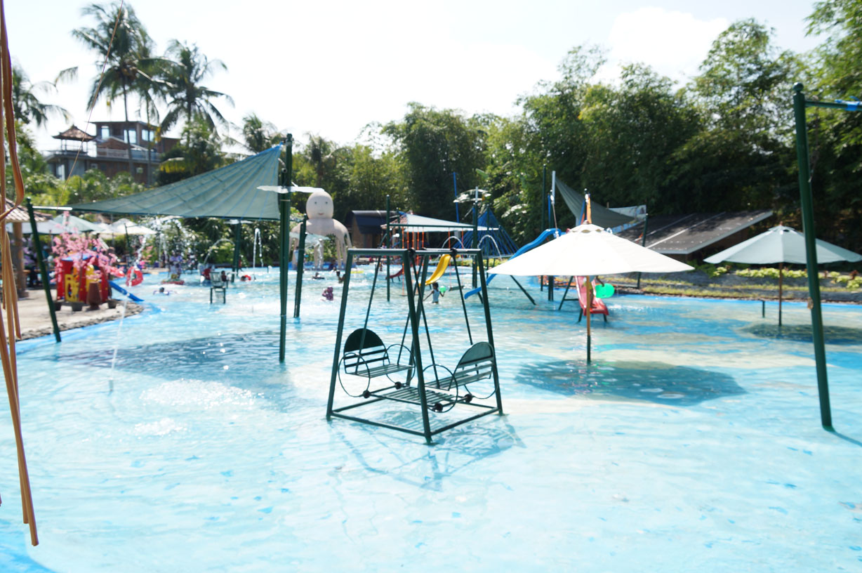 Waterpark di Mataram