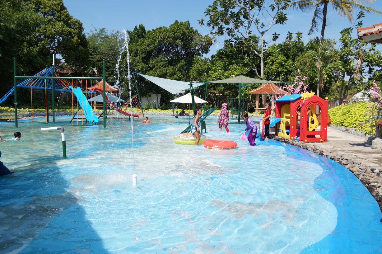 Waterpark di Mataram Lombok