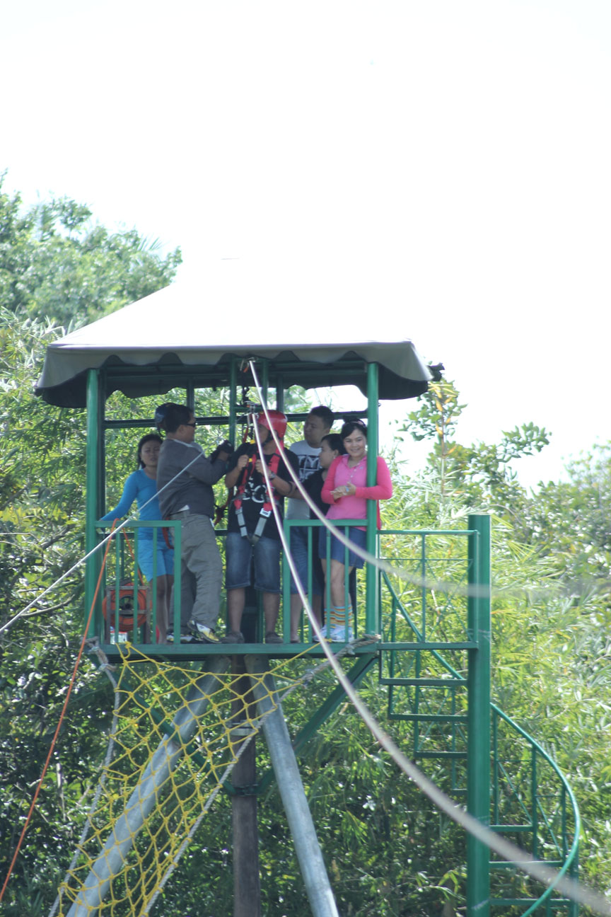 Flying Fox Mataram