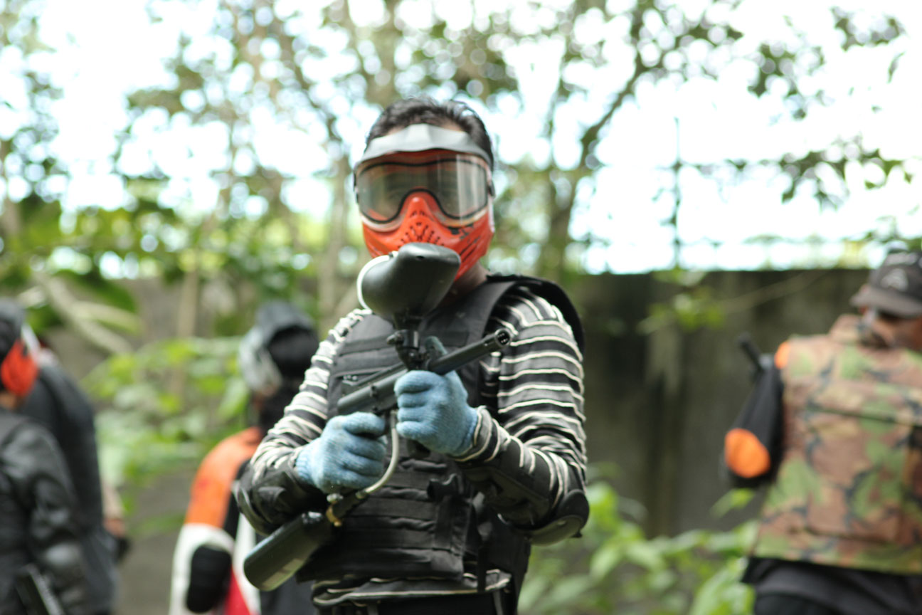 Paintball Mataram